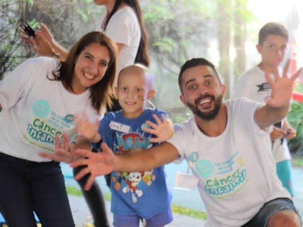Día Internacional del Cáncer Infantil con el Hospital Alemán